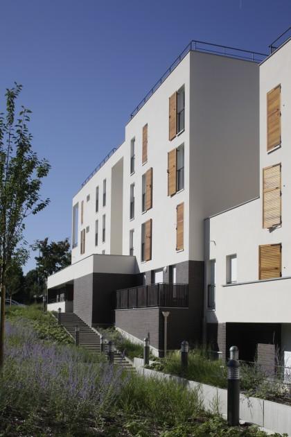118 logements boussy saint antoine 91 caradec risterucci. Black Bedroom Furniture Sets. Home Design Ideas